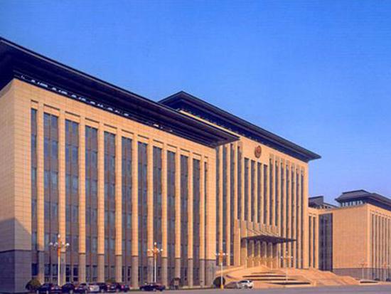 14中国军事学院礼堂