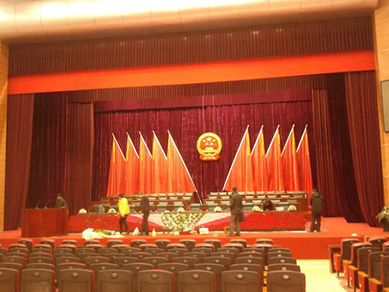 1阿荣旗会议中心